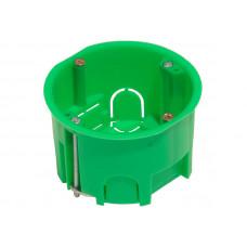 Коробка под г/к пластик. лапки (68х40)