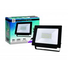 Прожектор сд СДО-5-30 PRO 30Вт 6500К 2850Лм IP65 LLT (A0036)