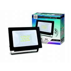 Прожектор сд СДО-5-10 PRO 10Вт 6500К 950Лм IP65 LLT (A0012)