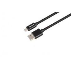 Дата кабель - TypeC 2м чёрный Reddax RDX-310
