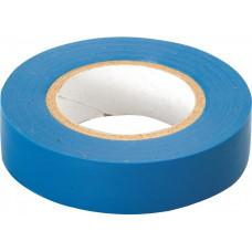Изолента ПВХ 0,15х19х25м синяя