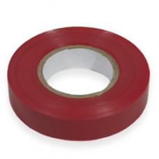 Изолента ПВХ 0,13х15х20м красная